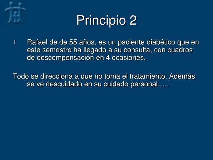 Principio 2