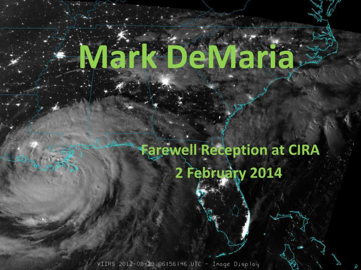 Mark demaria