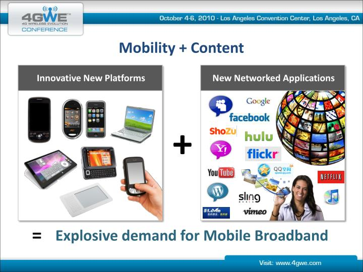 Mobility + Content