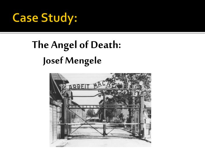 Case Study:
