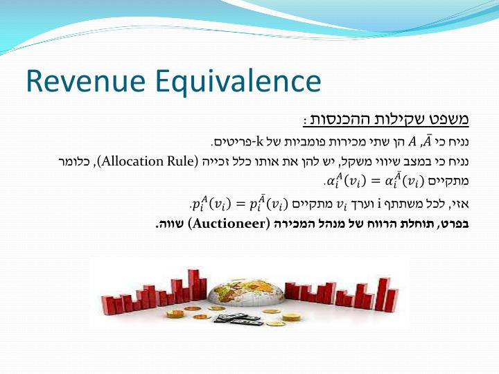 Revenue Equivalence