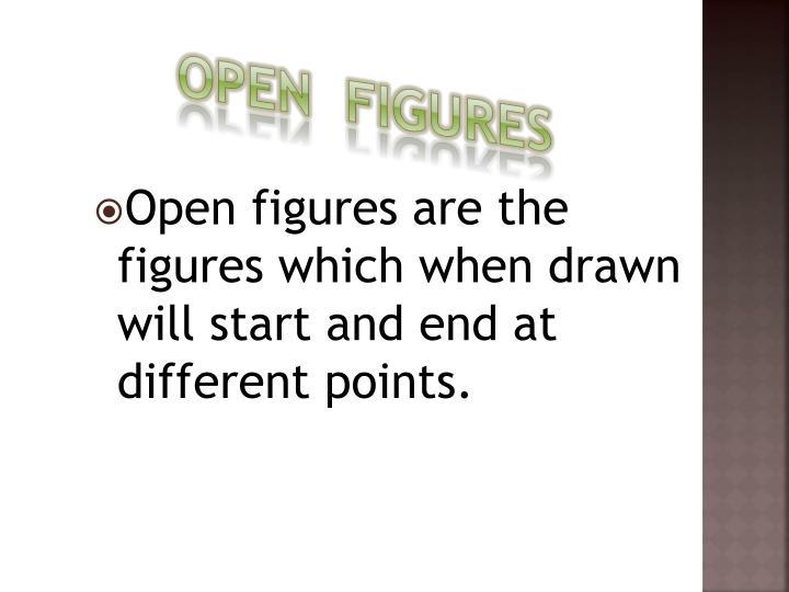 OPEN  FIGURES