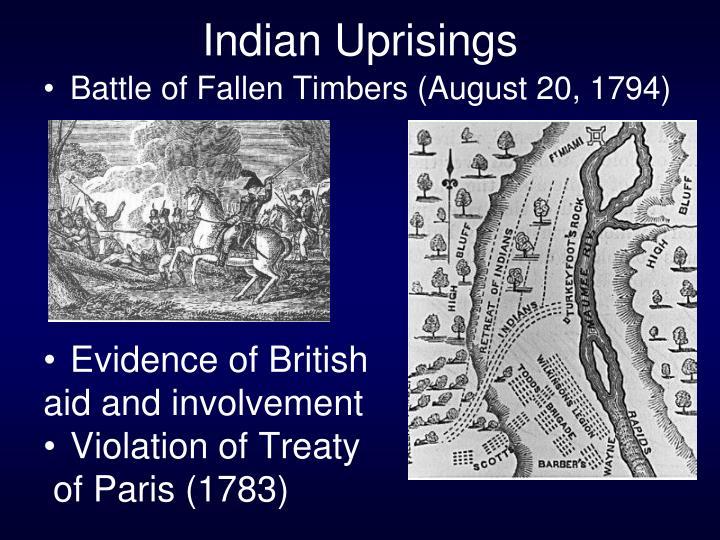 Indian Uprisings