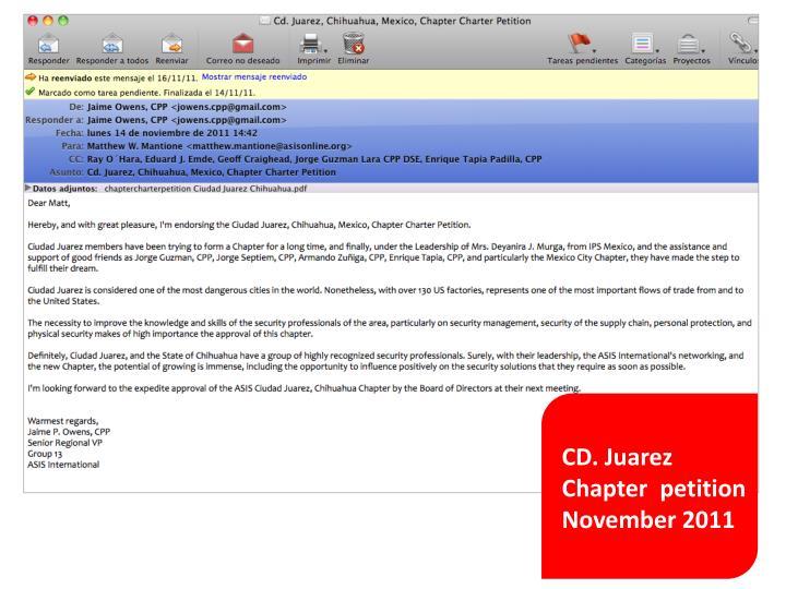 CD. Juarez