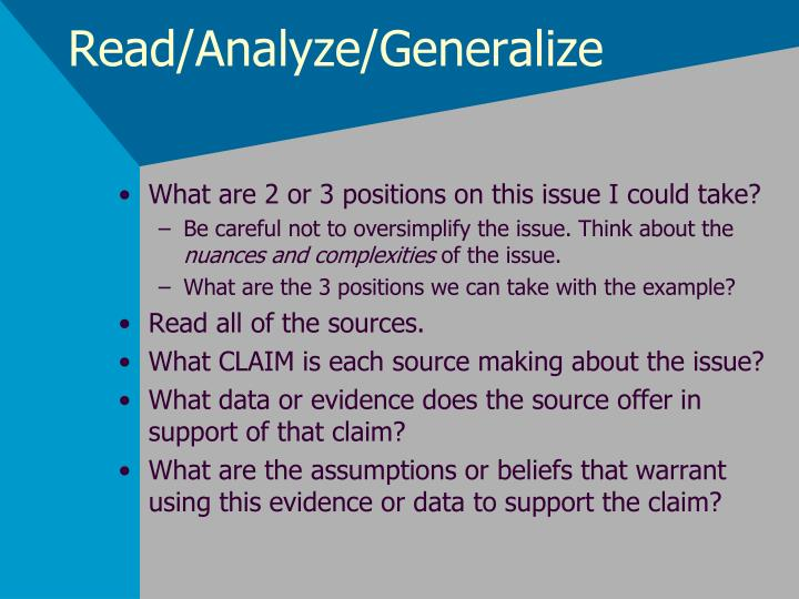 ap synthesis essay powerpoint He refers to the statistics, uses quotes and citations to support the opinion this  type of synthesis essay is a common task in the business area the ap test also.