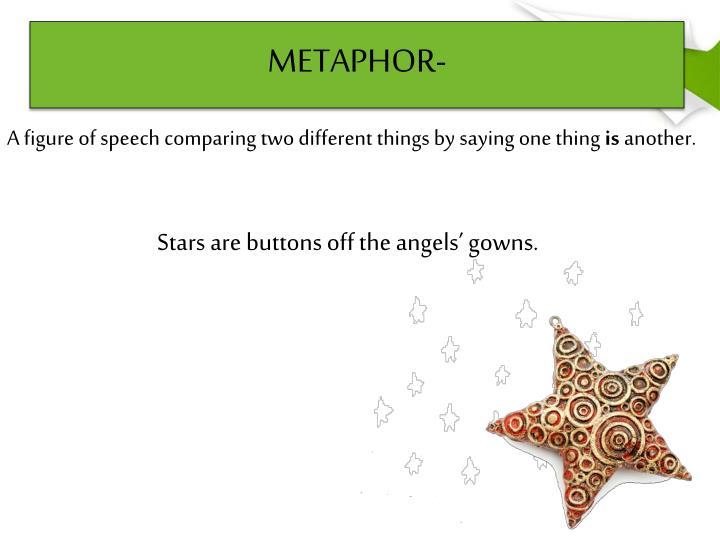 METAPHOR-