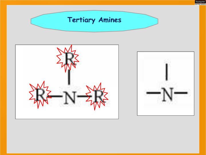 Tertiary Amines