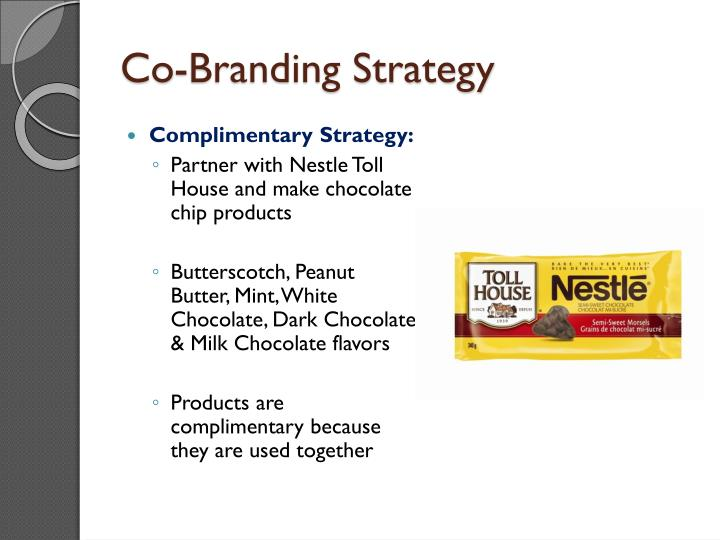 Co-Branding Strategy