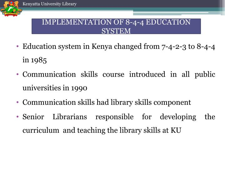 Kenyatta University Library