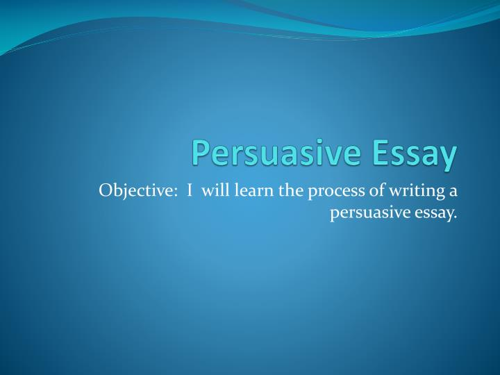 elements of persuasive essay ppt 10 key elements of a persuasive presentation posted by todd smith  during this training, the key elements of effective presentations were discussed.