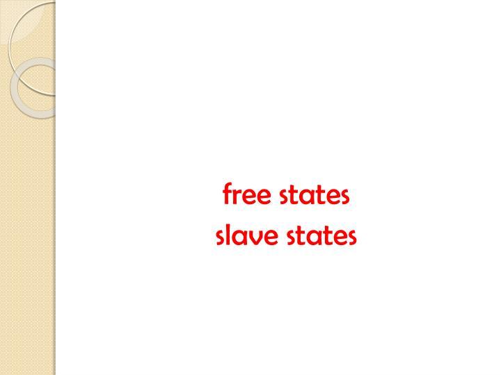 free states