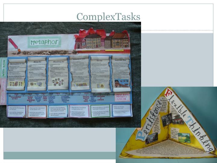 ComplexTasks
