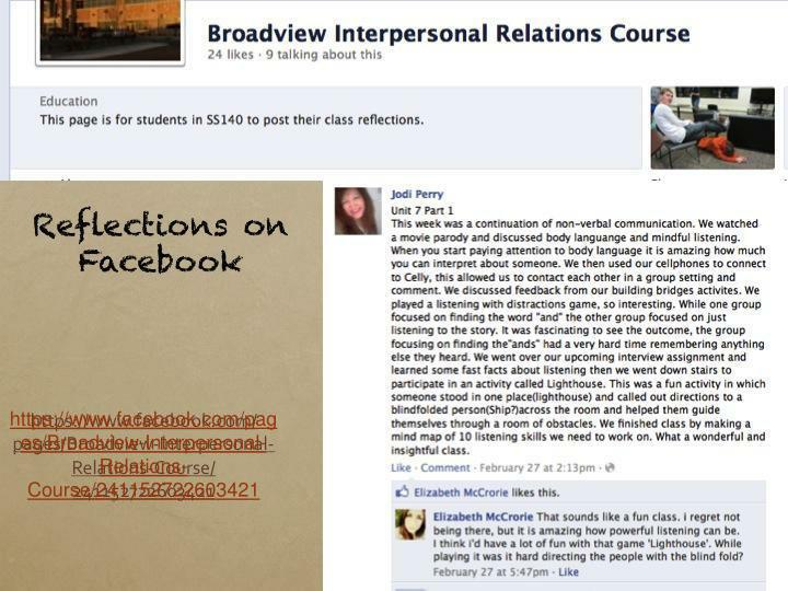 https://www.facebook.com/pages/Broadview-Interpersonal-Relations-Course/241152722603421