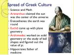 spread of greek culture2