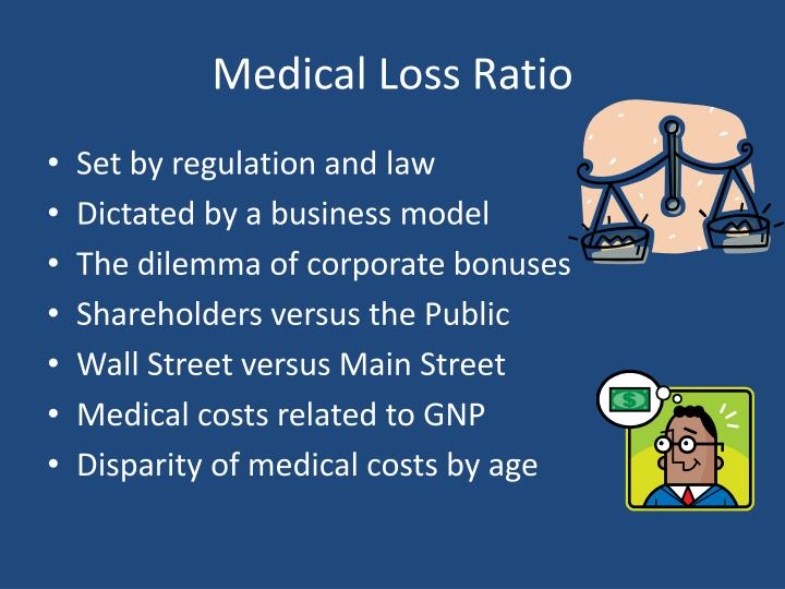Medical Loss Ratio