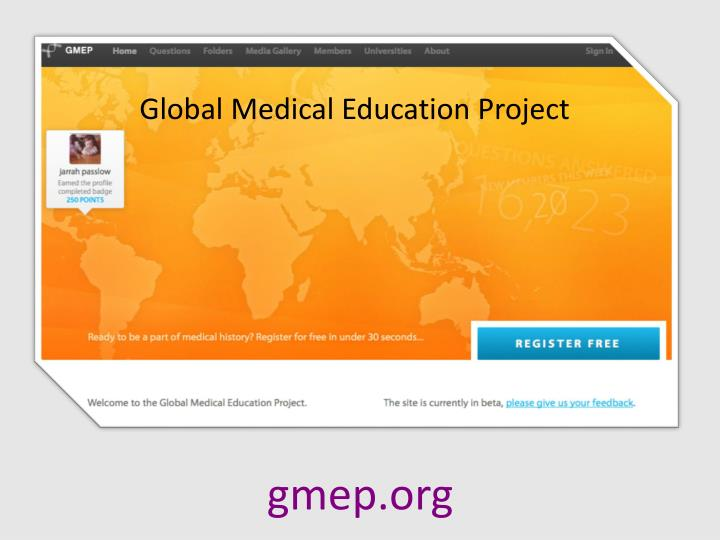 Global Medical Education Project