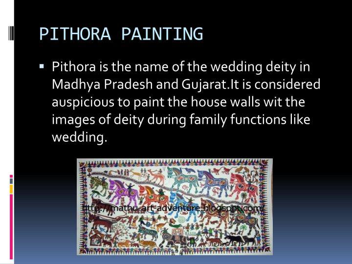 PITHORA PAINTING