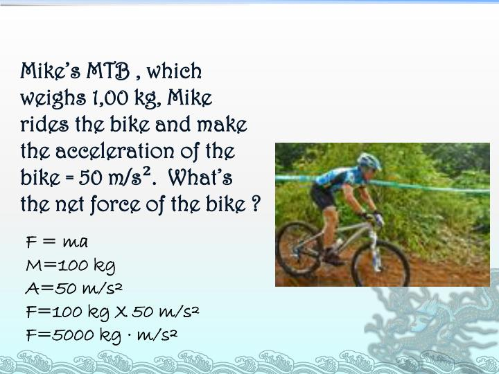 Mike's MTB ,