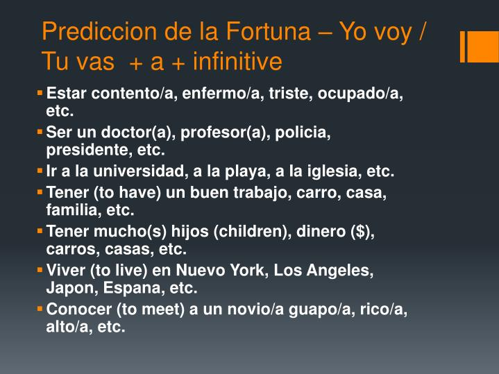 Prediccion