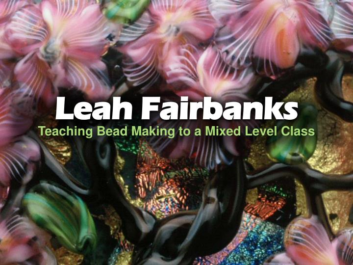leah fairbanks