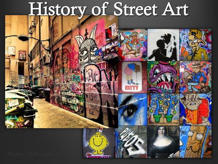 History of Street Art