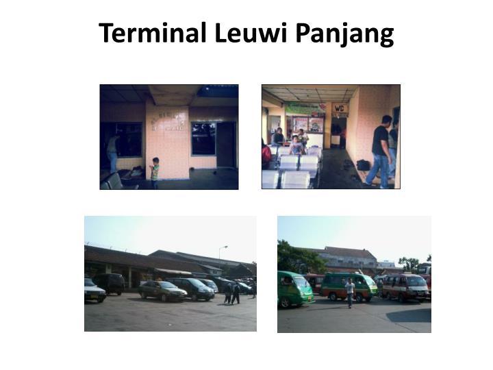 Terminal Leuwi