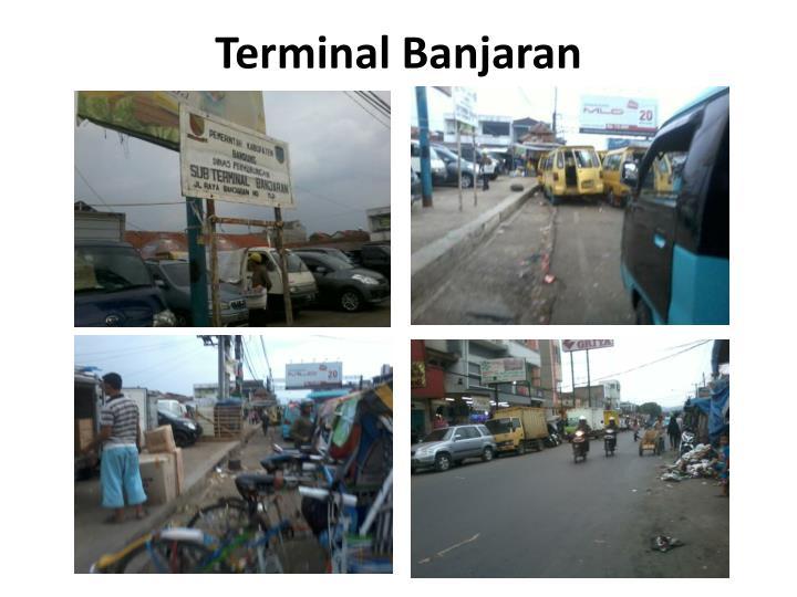 Terminal Banjaran
