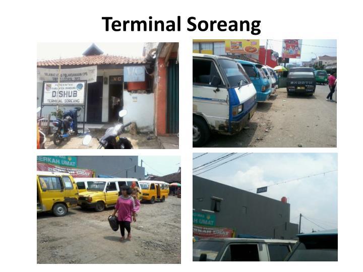 Terminal Soreang