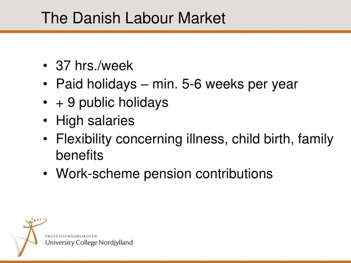 The Danish Labour Market