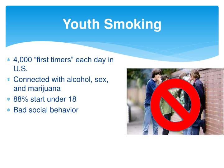 Youth Smoking