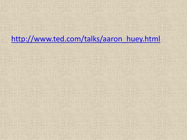 http://www.ted.com/talks/aaron_huey.html