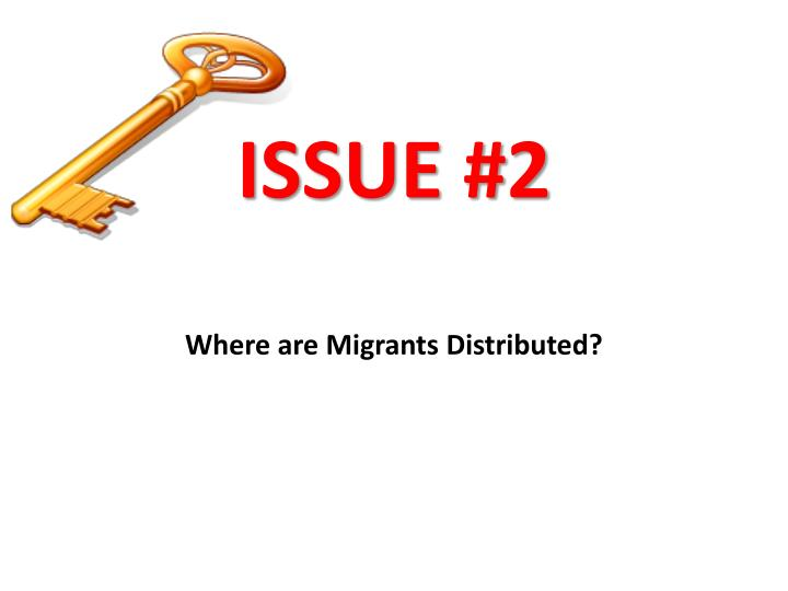 ISSUE #2