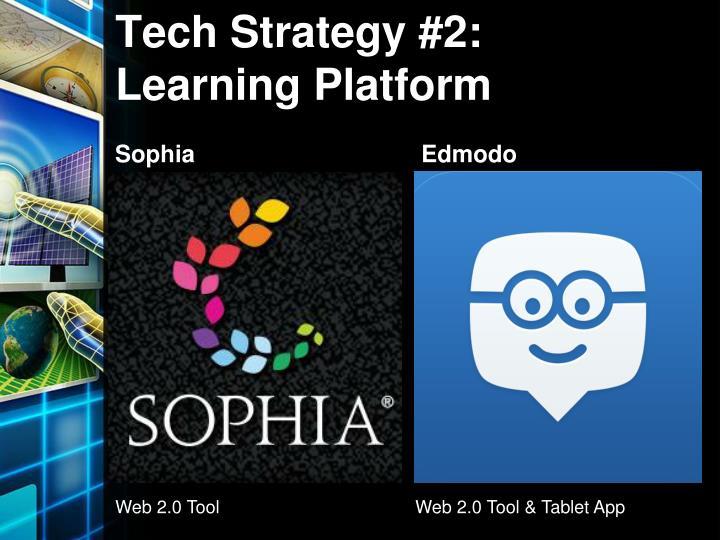 Tech Strategy #2: