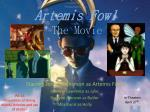 artemis fowl the movie