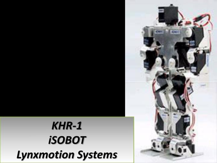 KHR-1