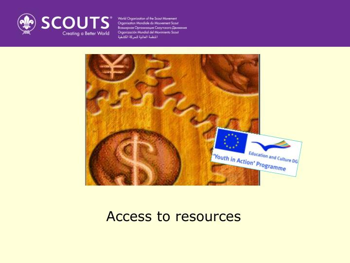 Access to