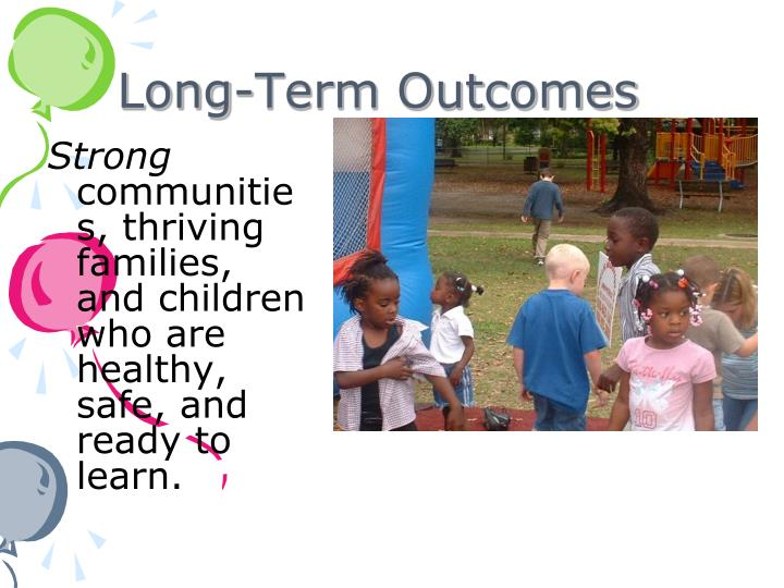 Long-Term Outcomes
