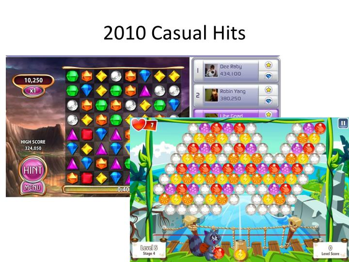 2010 Casual Hits