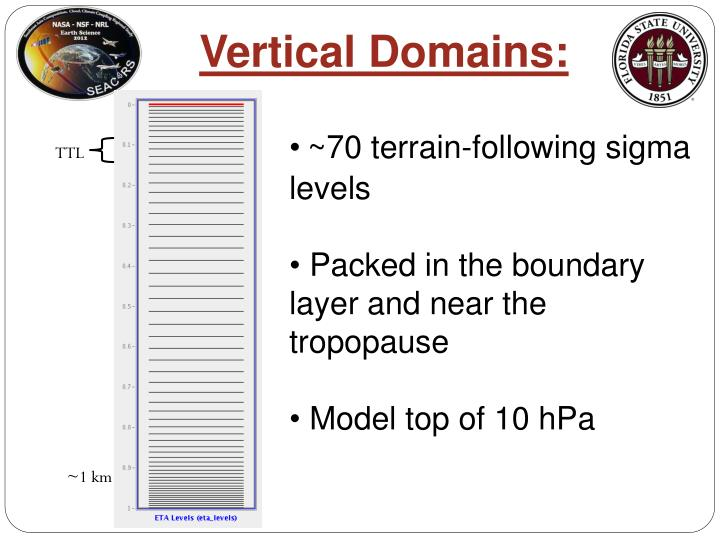 Vertical Domains: