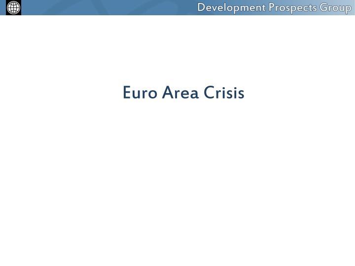 Euro Area Crisis