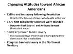 changing attitudes toward african americans