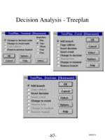decision analysis treeplan1