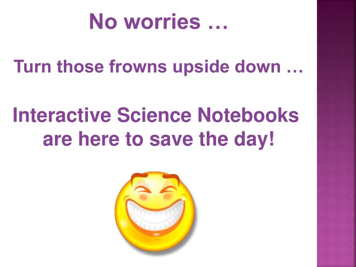 No worries …