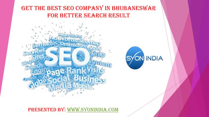 Get The Best SEO Company in Bhubaneswar for Better Search Result