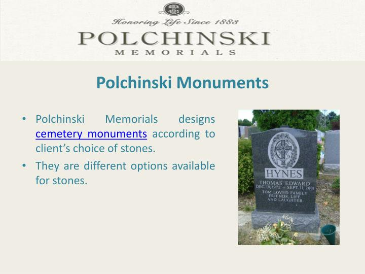 Polchinski Monuments