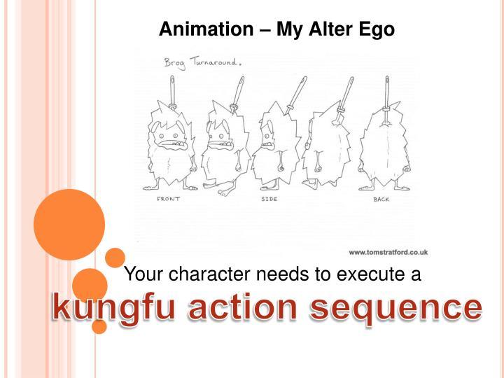 Animation –