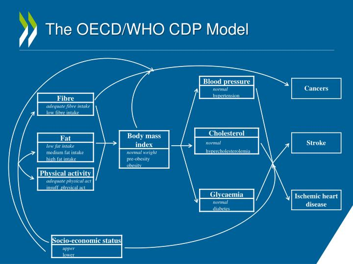 The OECD/WHO CDP Model
