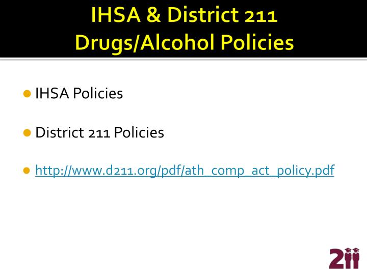IHSA & District 211