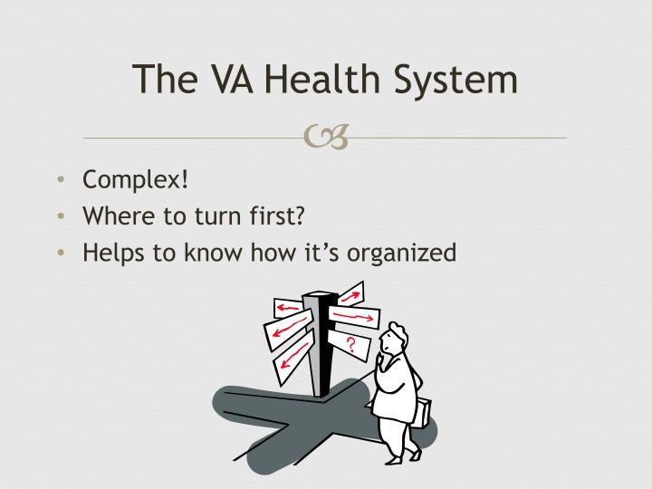 The VA Health System