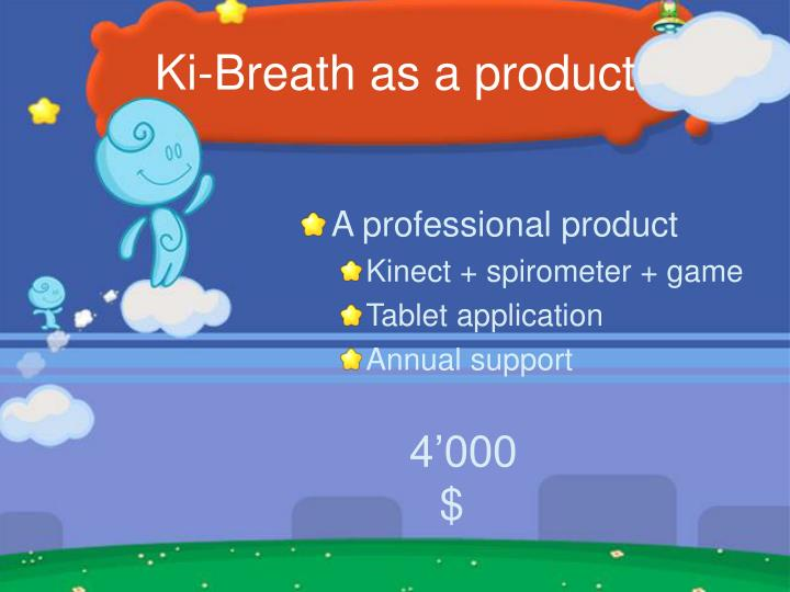 Ki-Breath as a